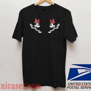 Minnie Mouse Loves Dots T shirt
