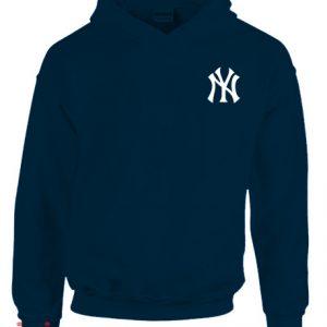 Navy New York Yankees Hoodie pullover