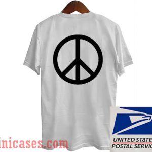 Peace Logo T shirt