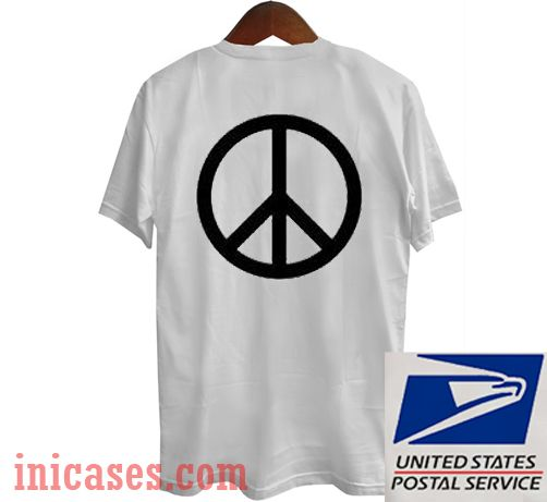 Peace Logo T shirt