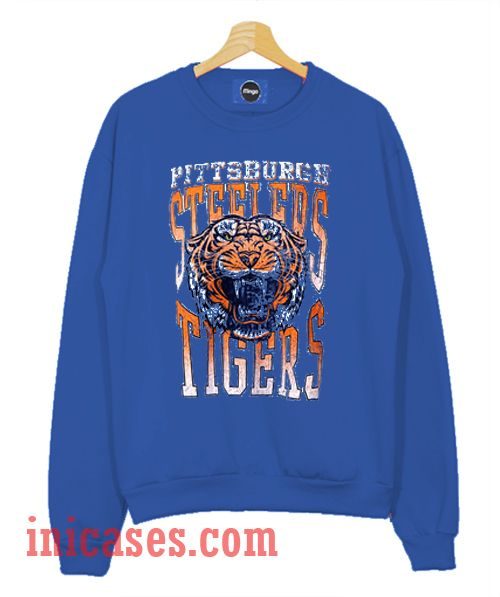 Pittsburgh Steelers Tigers Sweatshirt Men And Women