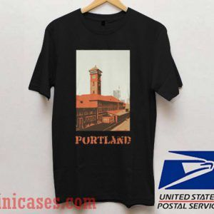 Portland Cover T shirt