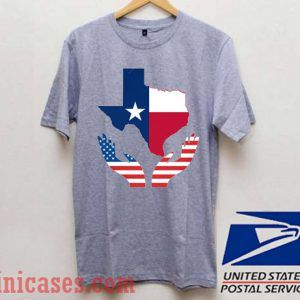 Pray For Texas 4 T shirt