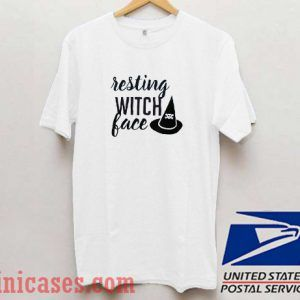 Resting Witch Face T shirt