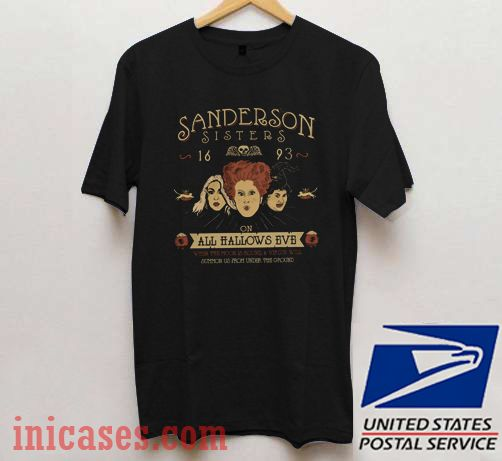 Sanderson Sisters Halloween T shirt