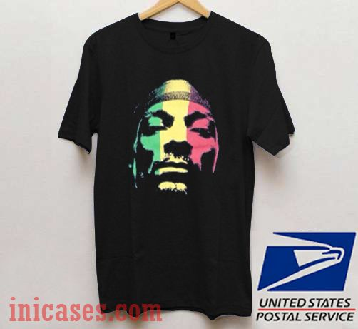 Snoop Dogg Reggae T shirt