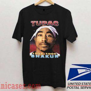 Tupac Shakur 1971-1996 2 pac T shirt