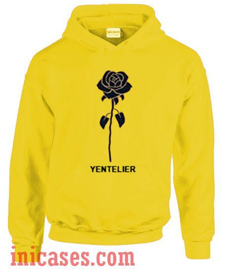 Yentelier Hoodie pullover