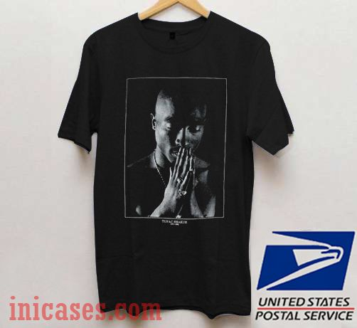 Tupac Praying T shirt