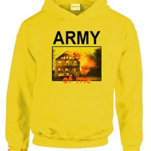 Army Of Me Hoodie pullover