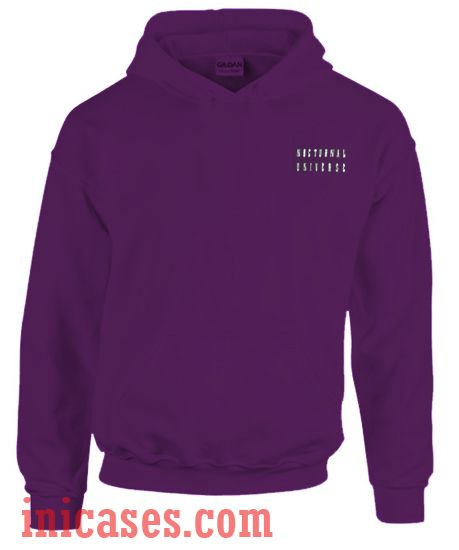 Nocturnal Universe Hoodie pullover
