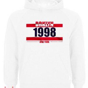 brklyn 1998 new york Hoodie pullover