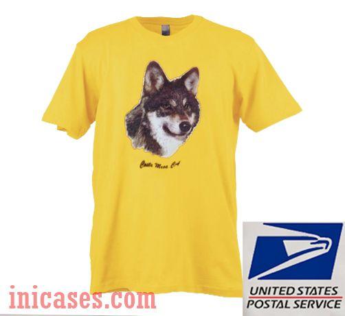 Wolf costa mesa T shirt