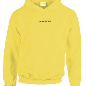 Xanarchy Hoodie pullover