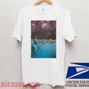 ALTAMONT space cowboy T shirt