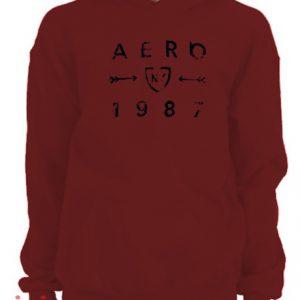 Aero 1987 Arrow Hoodie pullover