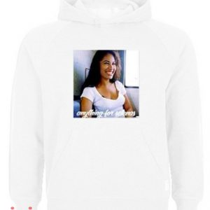 Anything For Selenas Hoodie pullover