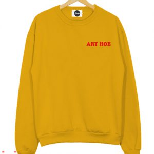 Art Hoe Sweatshirt Men And Women