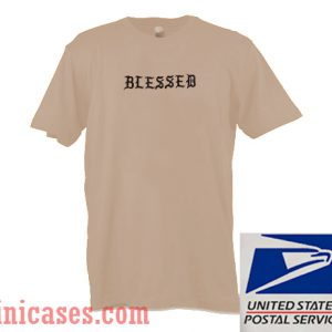 Blessed Colour T shirt