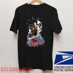 Bruce Lee Enter The Dragon T shirt