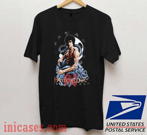 Bruce Lee Enter The Dragon T shirt