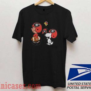 Charlie Brown Snoopy T shirt