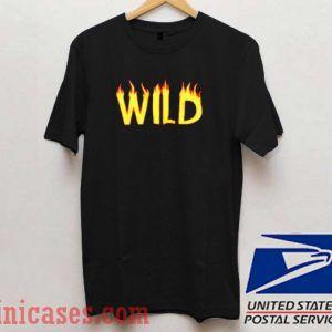 Wild Flame T shirt