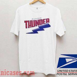 Wonder Thunder T shirt