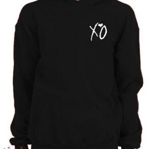 XO Love Hoodie pullover