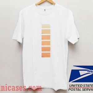 color tone T shirt