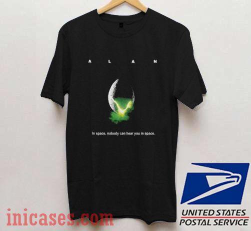 Alan Alien T shirt