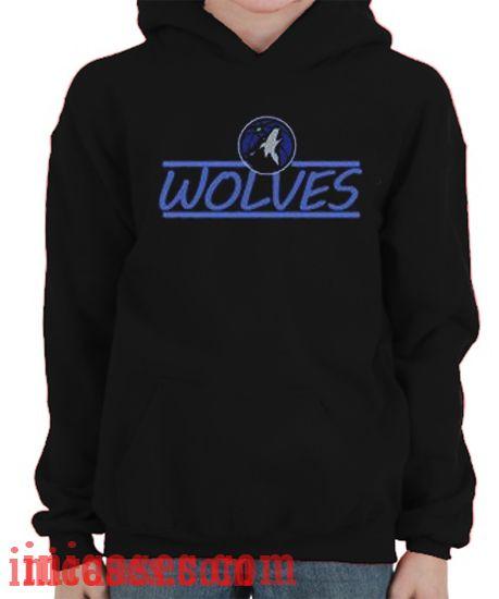 Timberwolves Hoodie Pullover