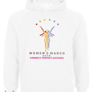 Women's March 2018 Hoodie pullover