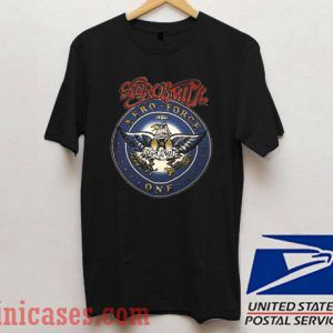 Aero Smith Aero Force T shirt