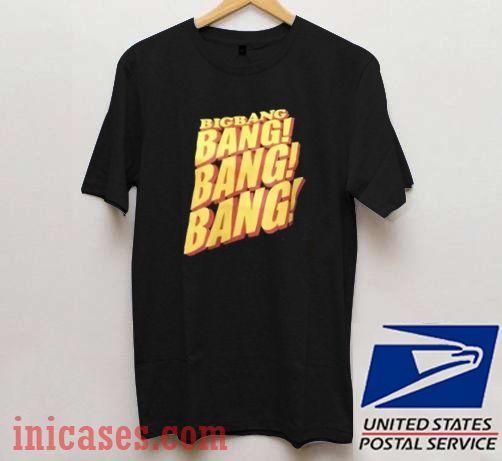 Bigbang bang bang T shirt