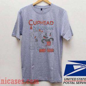 Cuphead And Mugman T shirt