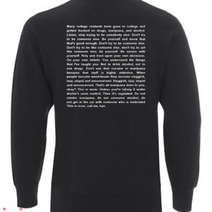 Frank Ocean Be Yourself Lyrics Sweatshirt Men And Women