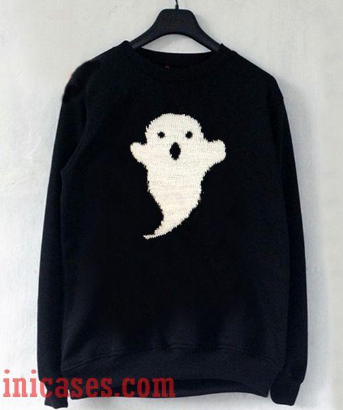 Ghost Sweatshirt Men And Women