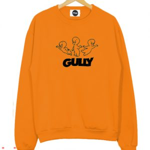 Gully Casper Sweatshirt Men And Women