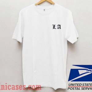 LA Los Angeles T shirt