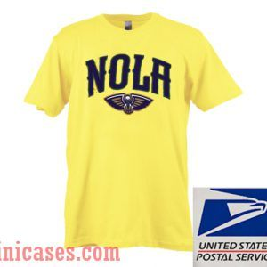 Nola Yellow T shirt
