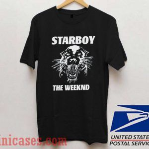 The Weeknd Starboy T shirt