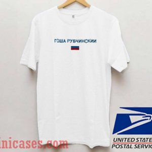 rowa py64nhcknn flag T shirt