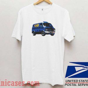 Beastie Boys Van Art T shirt