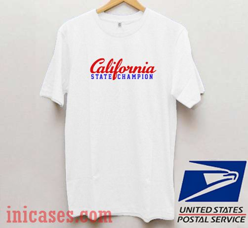 California State Champion T shirt
