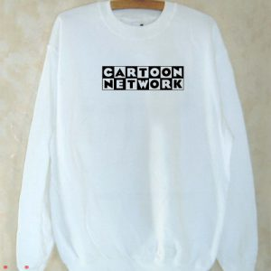 Cartoon Network Sweatshirt Men And Women