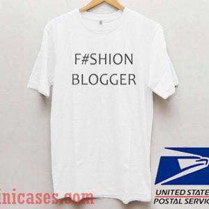 Fashion Blogger T shirt