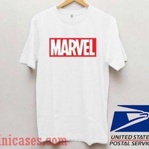 Marvel Red Box T shirt