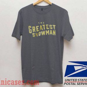 The Greatest Showman Dark Grey T shirt