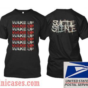 Wake Up Suicide Silence T shirt